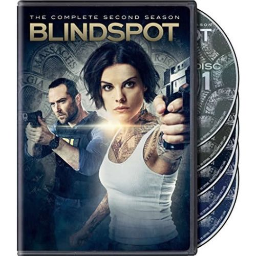 DVD sales uk blindspot season 2