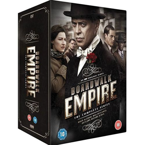 dvd sales uk boardwalk empire complete series 1-5 box set