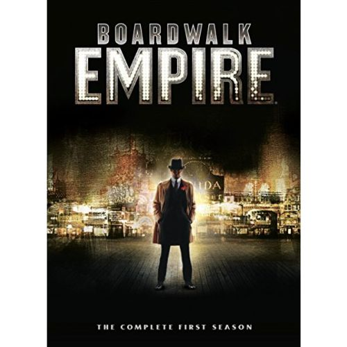 DVD sales uk boardwalk empire season 1