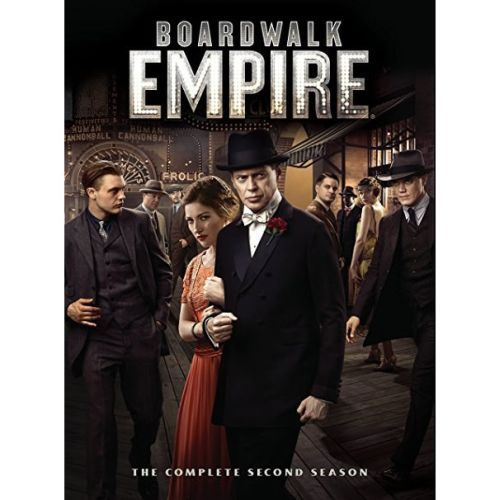 DVD sales uk boardwalk empire season 2