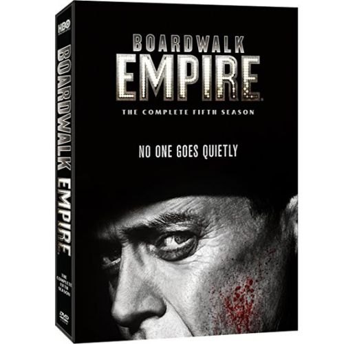 DVD sales uk boardwalk empire season 5