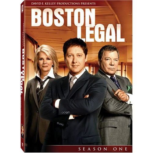 DVD sales uk boston legal season 1