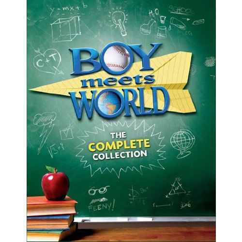 buy dvd box set uk boy meets world