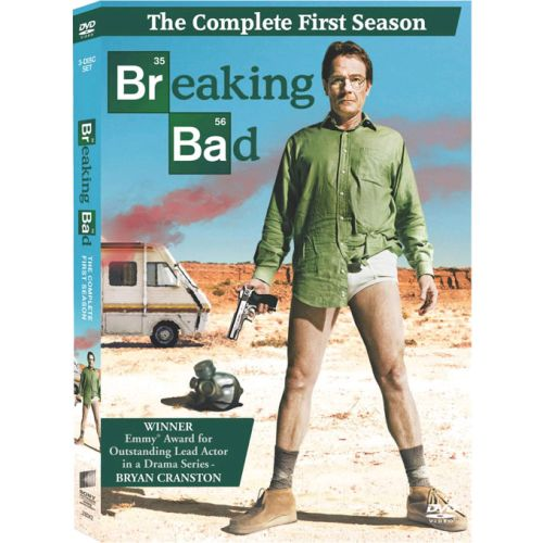 DVD sales uk breaking bad season 1