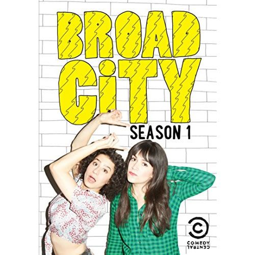 DVD sales uk broad city season 1