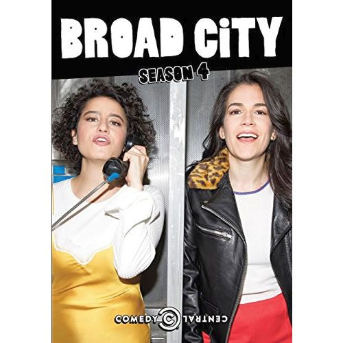 DVD sales uk broad city season 4