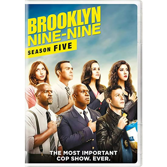 DVD sales uk brooklyn nine-nine season 5