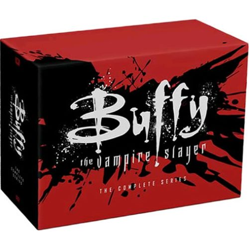 dvd sales uk buffy the vampire slayer complete series 1-7 box set