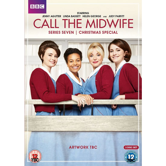 DVD sales uk call the midwife season 7