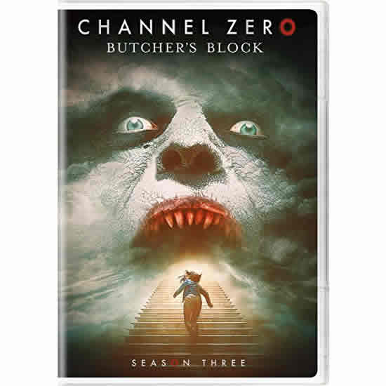 DVD sales uk channel zero: butcher's block season 3