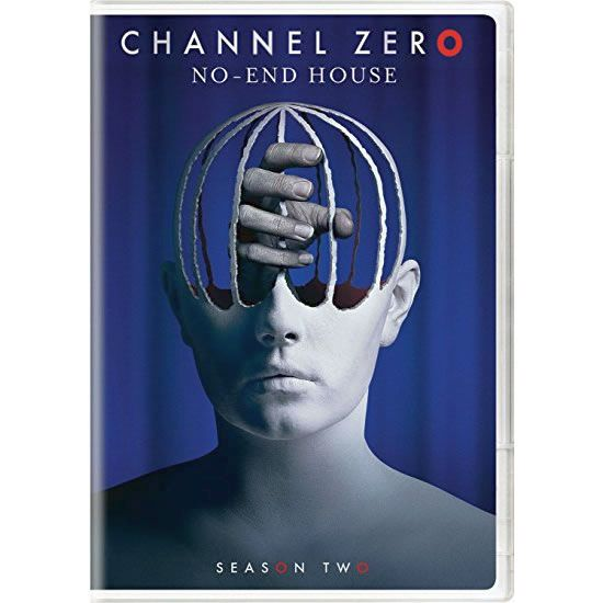 DVD sales uk channel zero: no-end house season 2