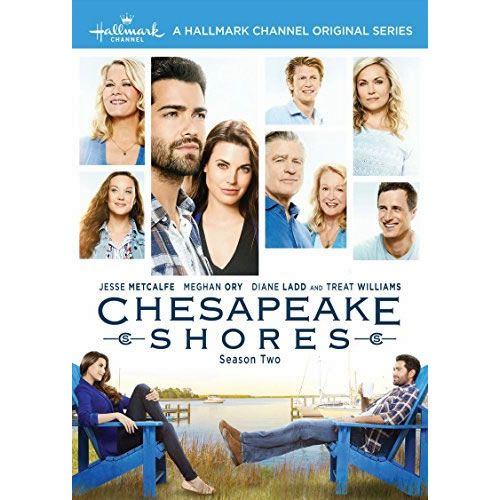 DVD sales uk chesapeake shores season 2