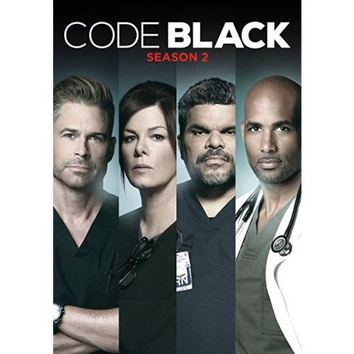 DVD sales uk code black season 2