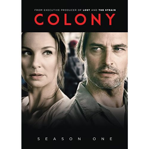 DVD sales uk colony season 1
