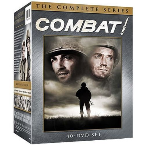 dvd sales uk combat complete series 1-5 box set