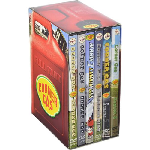 buy dvd box set uk corner gas