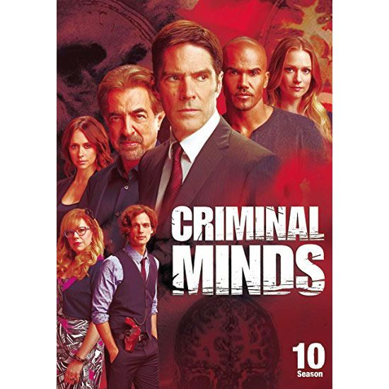 DVD sales uk criminal minds season 10