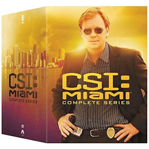 buy dvd box set uk csi: miami