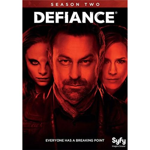 DVD sales uk defiance season 2