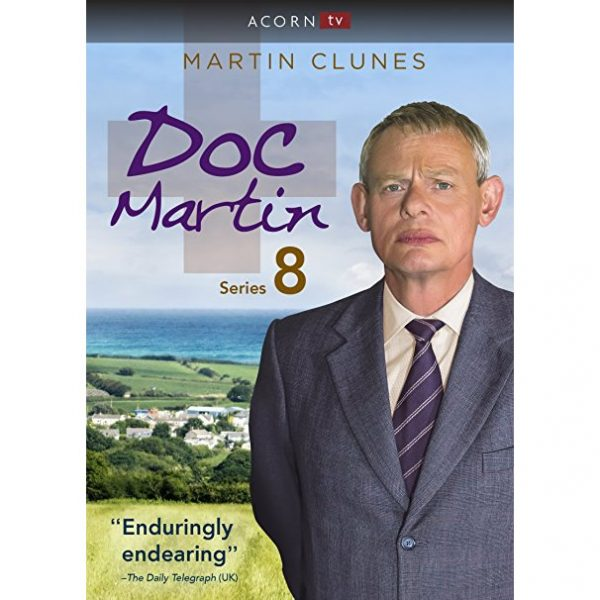 DVD sales uk doc martin season 8