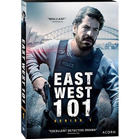 DVD sales uk east west 101 season 1