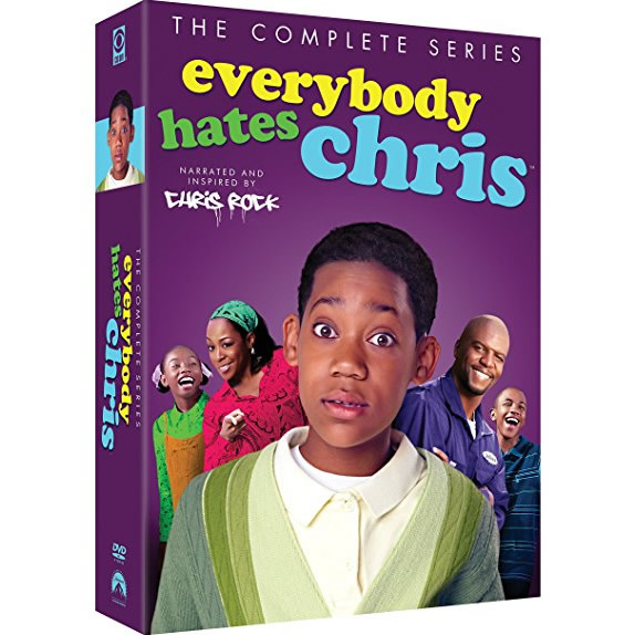 buy dvd box set uk everybody hates chris