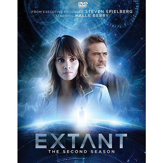 DVD sales uk extant season 2