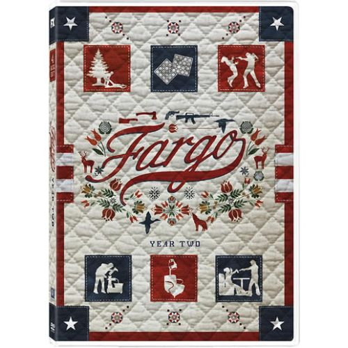 DVD sales uk fargo season 2