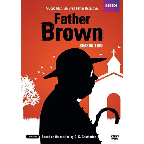 DVD sales uk father brown season 2