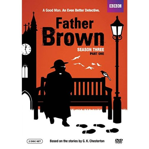 DVD sales uk father brown season 3 part 1