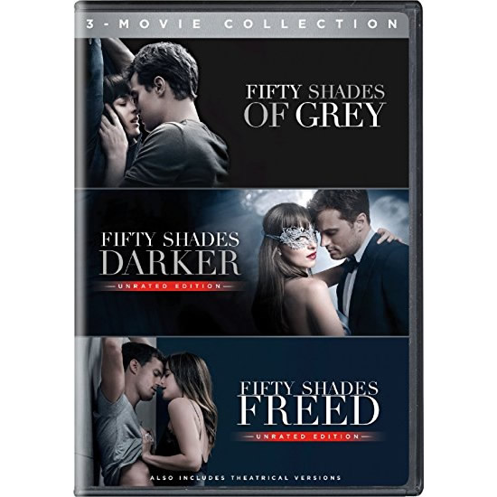 dvd sales uk fifty shades movie on dvd