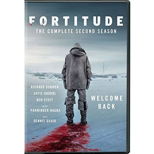 DVD sales uk fortitude season 2