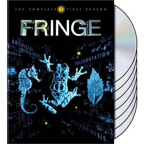 DVD sales uk fringe season 1