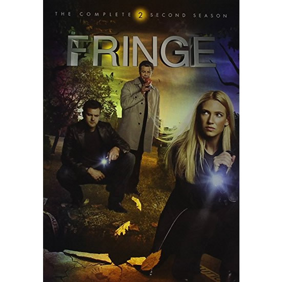 DVD sales uk fringe season 2