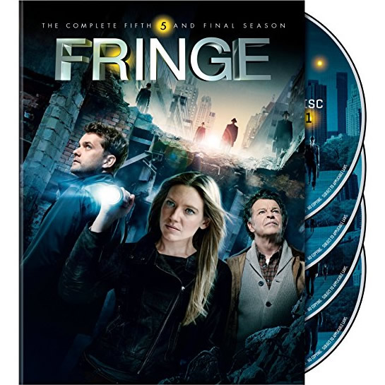 DVD sales uk fringe season 5