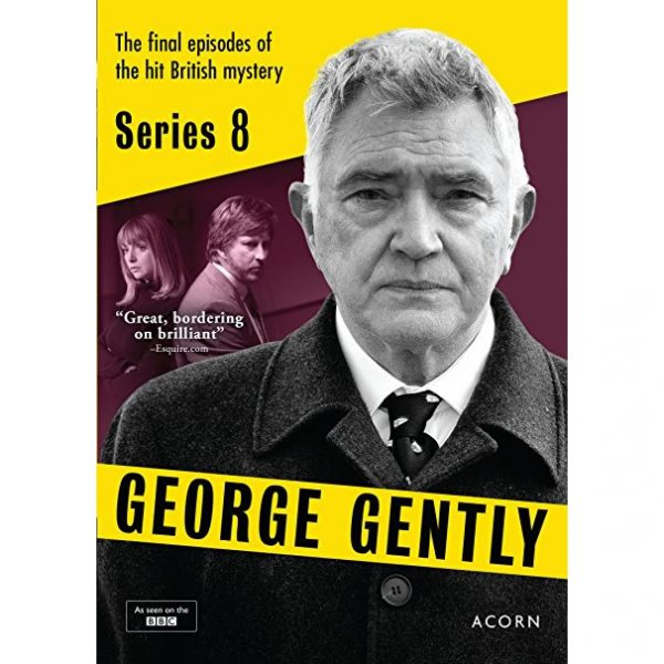 DVD sales uk george gently season 8