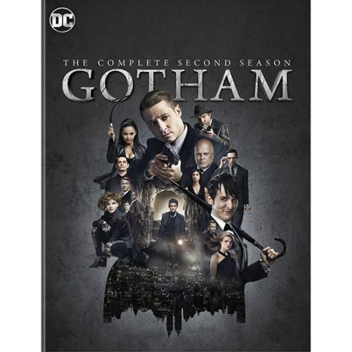 DVD sales uk gotham season 2