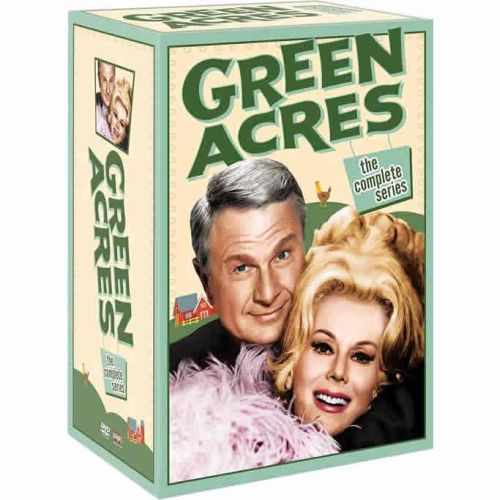buy dvd box set uk green acres