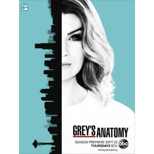 DVD sales uk grey's anatomy season 13