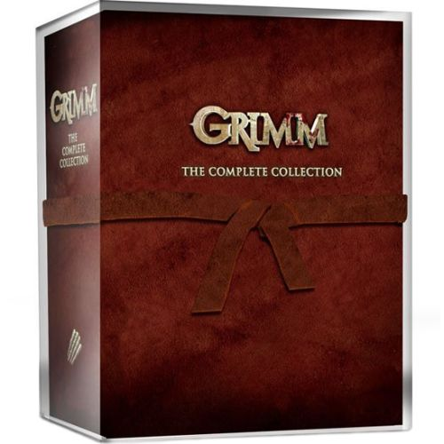 dvd sales uk grimm complete series 1-6 box set