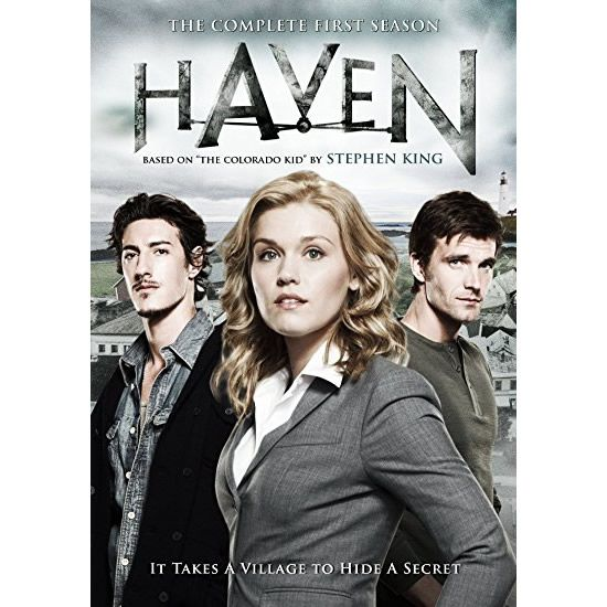 DVD sales uk haven season 1