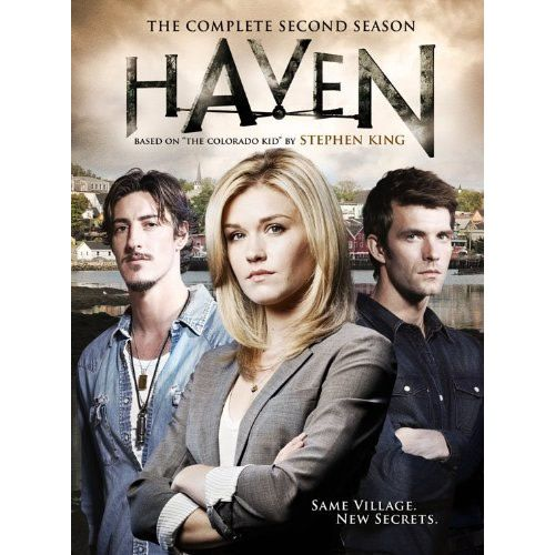 DVD sales uk haven season 2