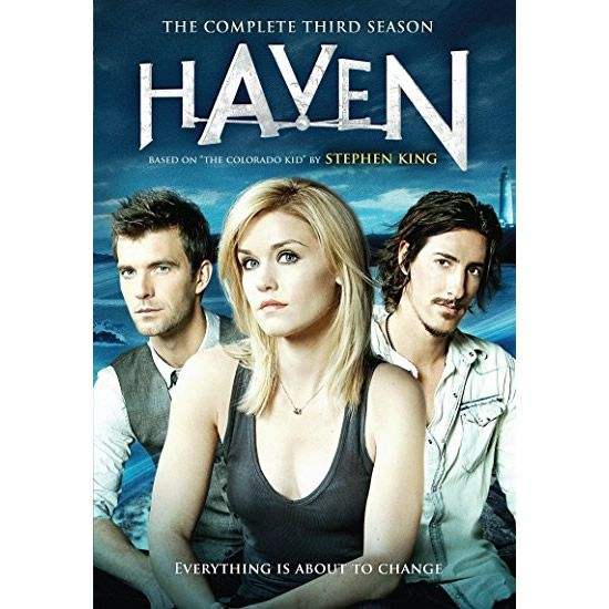 DVD sales uk haven season 3