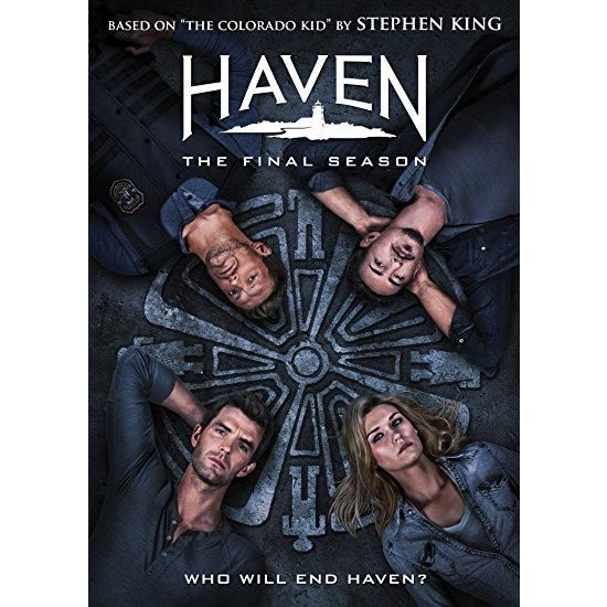 DVD sales uk haven season 5 vol. 2