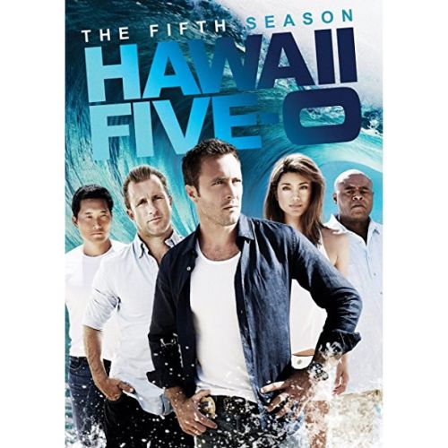 DVD sales uk hawaii five-0 season 5