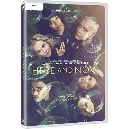 DVD sales uk here and now season 1