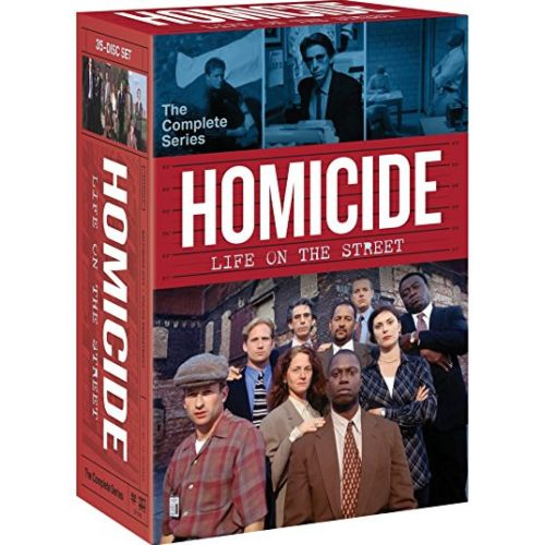 buy dvd box set uk homicide - life on the street