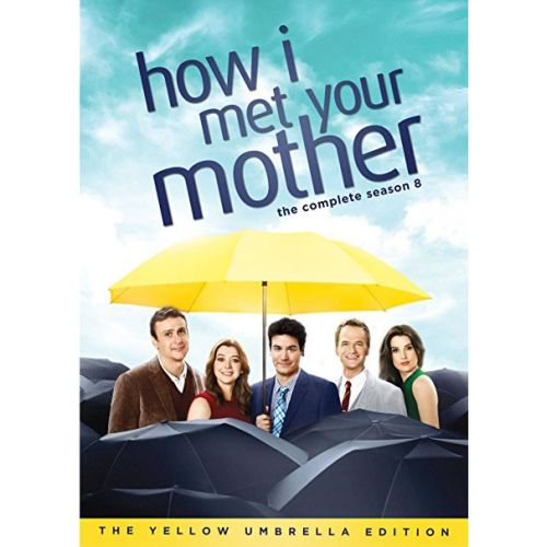 DVD sales uk how i met your mother season 8