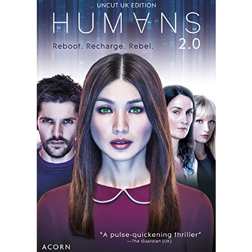 DVD sales uk humans 2.0 season 2