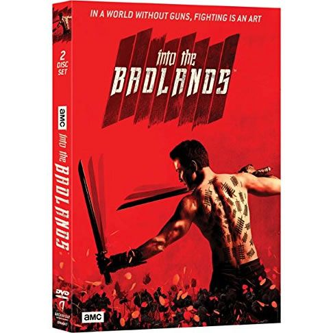 DVD sales uk into the badlands season 1